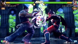 Tekken Tag Tournament 2 Unlimited (ARC)  © Namco 2012   2/3