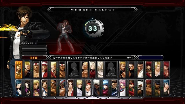 The King Of Fighters XIII: Climax (ARC)  © SNK Playmore 2012   4/4
