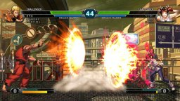 The King Of Fighters XIII: Climax (ARC)  © SNK Playmore 2012   1/4