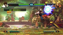 The King Of Fighters XIII: Climax (ARC)  © SNK Playmore 2012   2/4