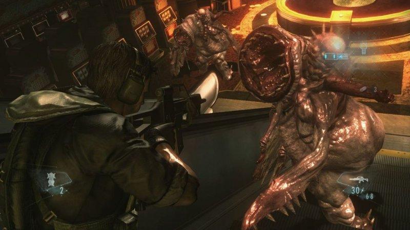 Resident Evil: Revelations (WU)  © Capcom 2013   4/4