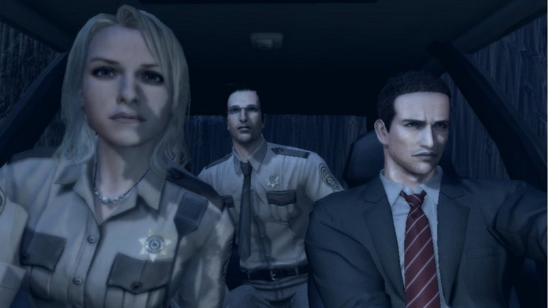 Deadly Premonition: The Director's Cut (PS3)  © Marvelous 2013   4/4