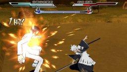 Bleach: Heat The Soul 2 (PSP)  © Sony 2005   3/6