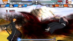 Bleach: Heat The Soul 3 (PSP)  © Sony 2006   3/11