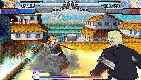 Bleach: Heat The Soul 3 (PSP)  © Sony 2006   6/11