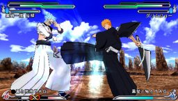 Bleach: Heat The Soul 5 (PSP)   © Sony 2008    2/6