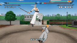 Bleach: Heat The Soul 7 (PSP)   © Sony 2010    2/5