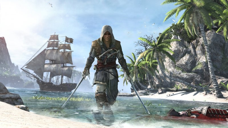 Assassin's Creed IV: Black Flag (PS3)   © Ubisoft 2013    4/4
