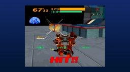 Virtual On: Cyber Troopers (X360)  © Sega 2013   1/3
