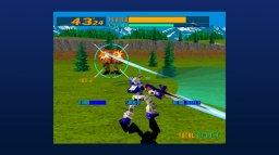 Virtual On: Cyber Troopers (X360)  © Sega 2013   2/3