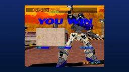 Virtual On: Cyber Troopers (X360)  © Sega 2013   3/3