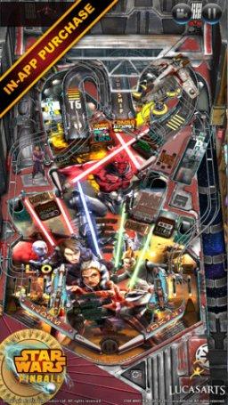 Star Wars Pinball (IP)  © LucasArts 2013   3/3