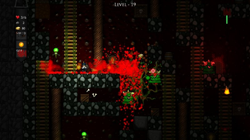 99 Levels To Hell (PC)   © Zaxis 2013    4/6