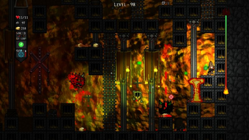 99 Levels To Hell (PC)   © Zaxis 2013    6/6