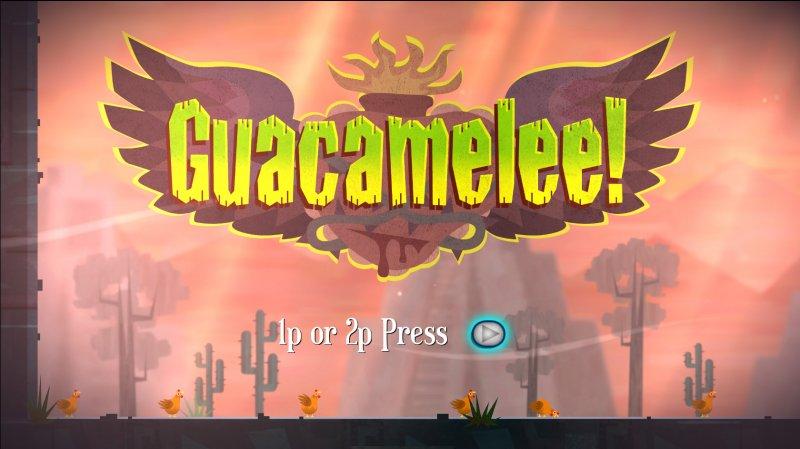 Guacamelee! (PS3)  © Sony 2013   4/6