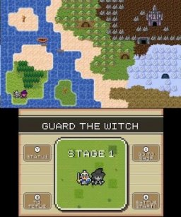 Witch And Hero (3DS)   © Circle Entertainment 2013    1/3
