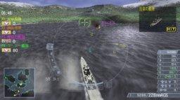 Warship Gunner 2 Portable (PSP)  © KOEI 2009   2/6