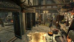 The Elder Scrolls V: Skyrim: Hearthfire (X360)  © Bethesda 2012   2/3