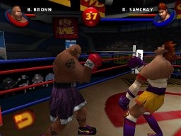 Ready 2 Rumble Boxing: Round 2   © Midway 2000   (N64)    3/3