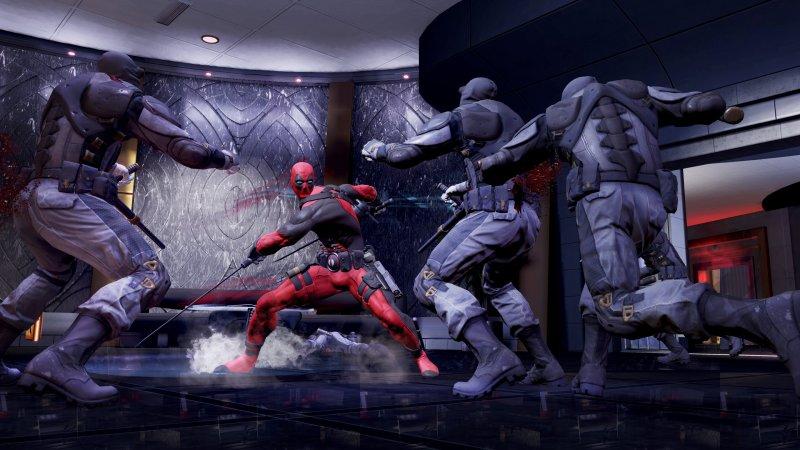 Deadpool (X360)  © Activision 2013   4/6