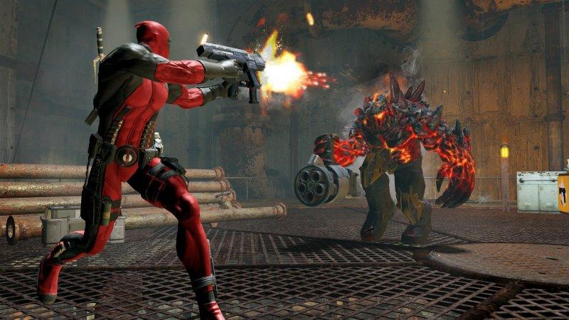 Deadpool (X360)  © Activision 2013   5/6
