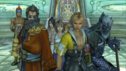 Final Fantasy X / X-2 HD Remaster (PS3)   © Square Enix 2013    2/7