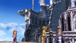 Final Fantasy X / X-2 HD Remaster (PS3)   © Square Enix 2013    3/7