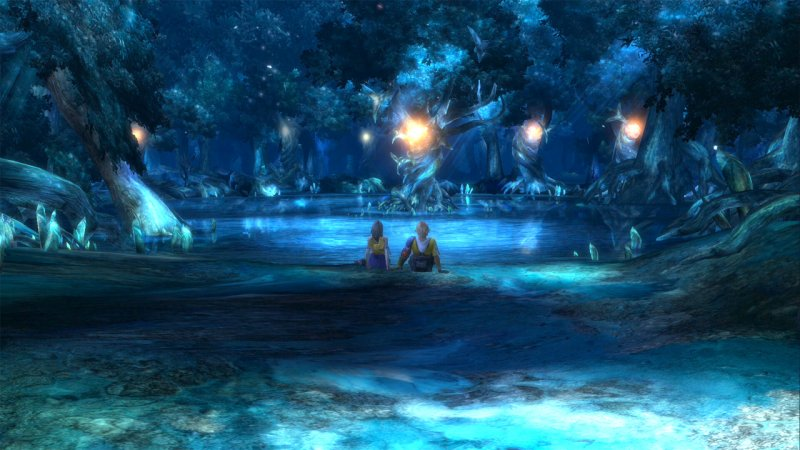 Final Fantasy X / X-2 HD Remaster (PS3)   © Square Enix 2013    5/7