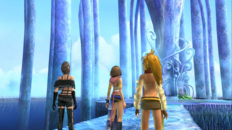 Final Fantasy X / X-2 HD Remaster (PS3)   © Square Enix 2013    7/7
