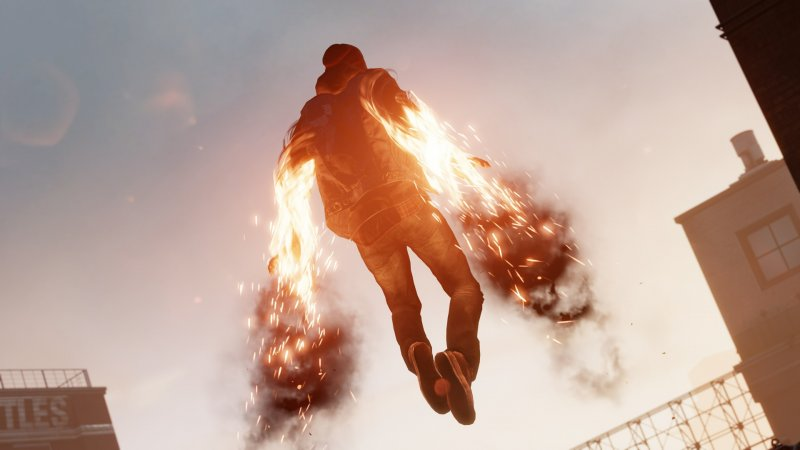 InFamous: Second Son (PS4)   © Sony 2014    5/6