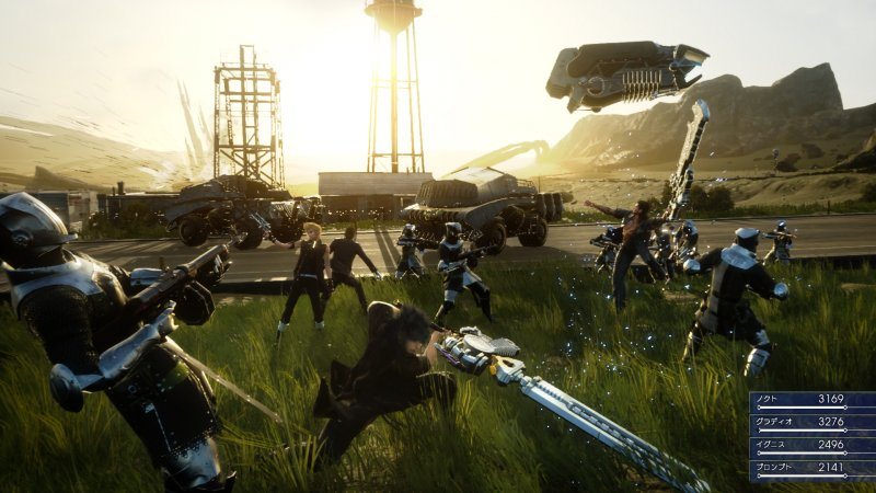 Final Fantasy XV (PS4)   © Square Enix 2016    6/6