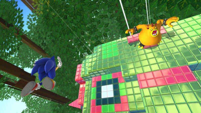 Sonic: Lost World (WU)  © Sega 2013   4/4