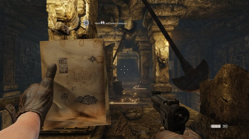 Deadfall Adventures (X360)   © Nordic Games 2013    4/6
