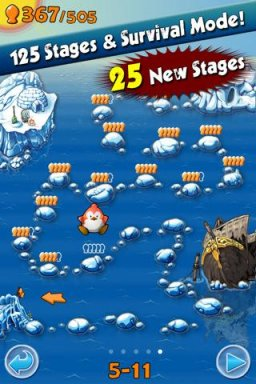 Air Penguin (AND)  © Gamevil 2011   3/3