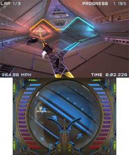 AiRace: Speed (3DS)  © QubicGames 2013   1/3