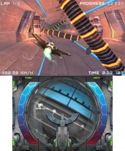 AiRace: Speed (3DS)  © QubicGames 2013   2/3