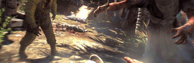 <h2 class='titel'>Dying Light</h2><h2 class='score'>7/10</h2><div><span class='citat'>&bdquo;Co-op og dag/nat cyklussen giver nyt liv til et ellers gammelt og overbrugt zombie tema, med Ubisoft Game som det underliggende fundament. Bedre end man skulle tro ud fra de præmisser.&ldquo;</span><span class='forfatter'>- Bede-x</span></div>