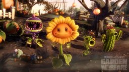 Plants Vs. Zombies: Garden Warfare (X360)   © EA 2014    3/3