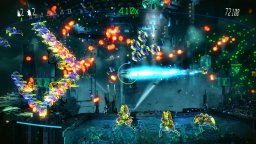 Resogun (PS4)   © Housemarque 2013    3/3