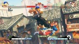Ultra Street Fighter IV (X360)  © Capcom 2014   2/5