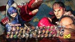Ultra Street Fighter IV (X360)  © Capcom 2014   3/5