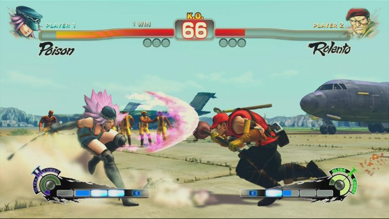 Ultra Street Fighter IV (X360)  © Capcom 2014   5/5