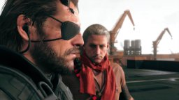 Metal Gear Solid V: The Phantom Pain (PS3)   © Konami 2015    3/9