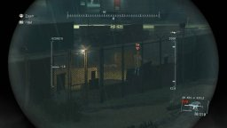 Metal Gear Solid V: Ground Zeroes (PS3)   © Konami 2014    1/6