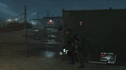 Metal Gear Solid V: Ground Zeroes (PS3)   © Konami 2014    3/6