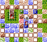 Burger Burger Pocket: Hamburger Simulation (GBC)   © Gaps 1999    2/3