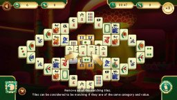 Mahjong World Contest (PSV)   © 4HIT 2014    1/3