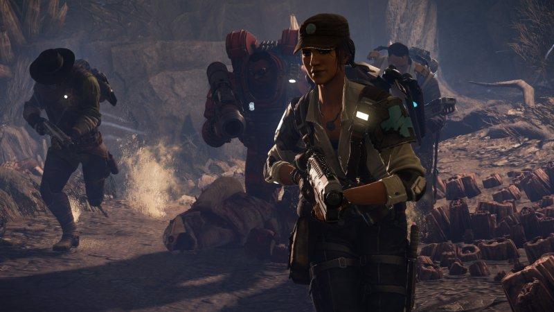 Evolve (PS4)  © 2K Games 2015   4/6
