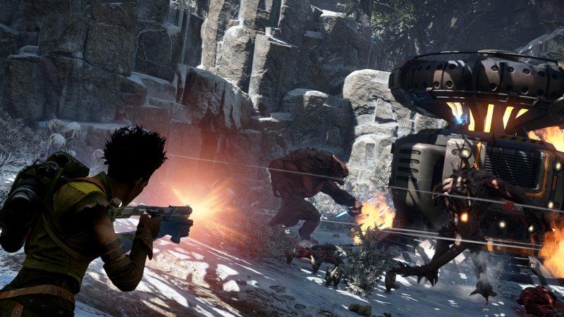 Evolve (PS4)  © 2K Games 2015   5/6