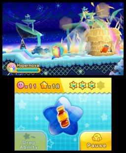 Kirby Triple Deluxe (3DS)  © Nintendo 2014   2/4